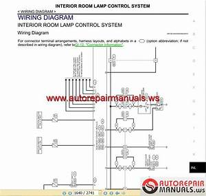 Nissan March K13  Htr12de Factory Service Manual