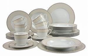 Service Vaisselle Porcelaine : service de table porcelaine pas cher design en image ~ Teatrodelosmanantiales.com Idées de Décoration