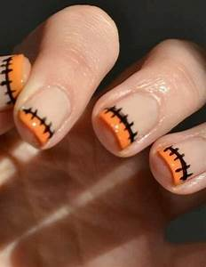 25 Scary Halloween Nail Art Ideas and Designs 2015 ...