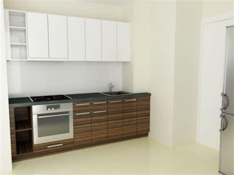 Standarta virtuve 103 sērija (2 vai 3 istabas), lamināts ...