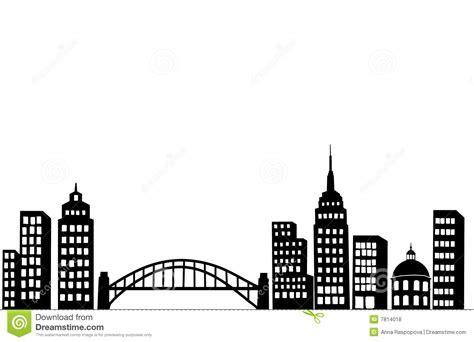 moderne ville de ville moderne photos libres de droits image 7814018