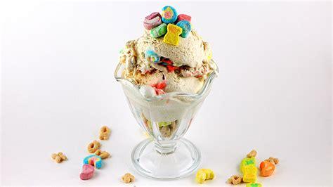milk ice cream