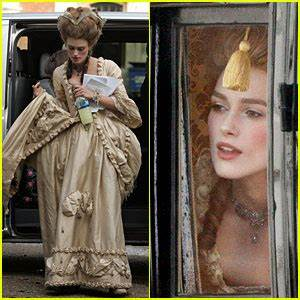 Keira Knightley is The Duchess | Keira Knightley : Just Jared