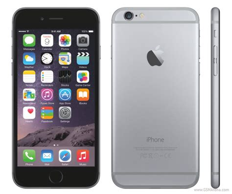 apple iphone 6 plus iphone 6 plus specification details updated