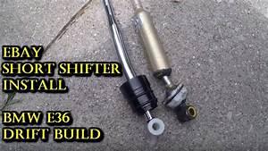 E36 Short Shifter : installing an ebay short shifter on a bmw e36 youtube ~ Kayakingforconservation.com Haus und Dekorationen