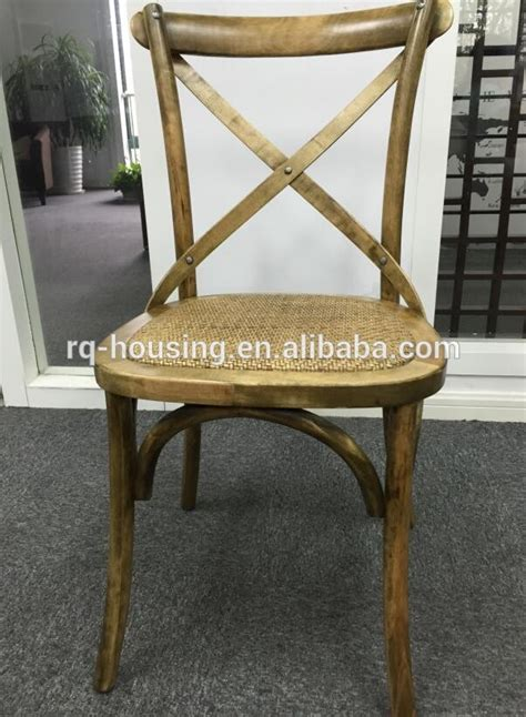 wooden x chair cross chair rental wedding cross back chair