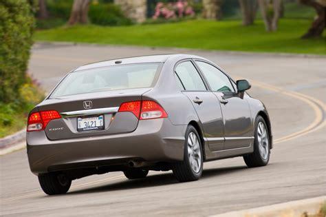Driven: 2010 Honda Civic Ex-l Sedan At Price $24,515 « Usa