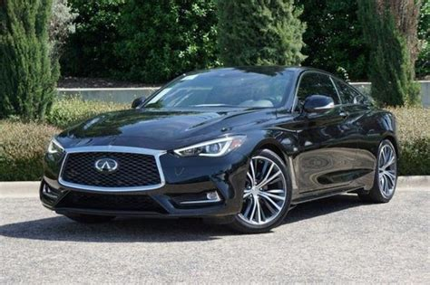 infiniti  black obsidian car  sale