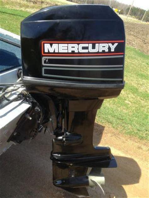 Outboard Boat Motors Ebay by Used Mercury Outboard Boat Motors Ebay