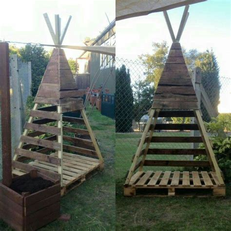 image result  teepee climbing structure playground