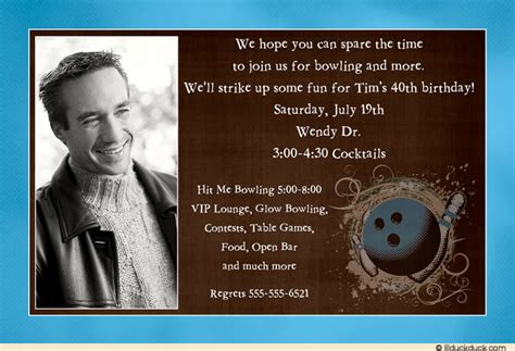 40th Birthday Party Invitations Wording Ideas Bagvania