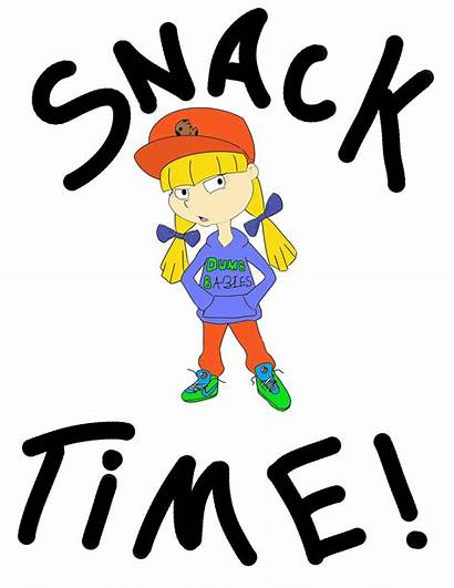 Snack Clipart Quotes Snacks Clip Eating Snacking