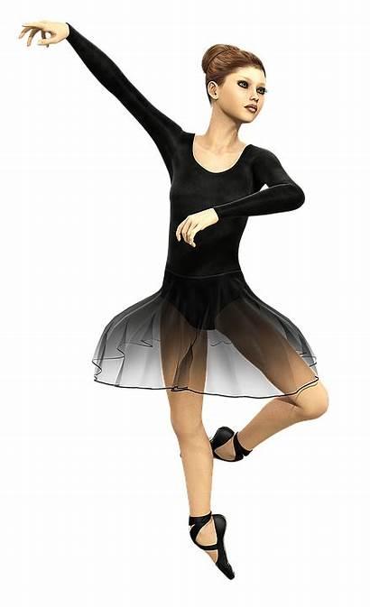 Ballet Ballerina Bailarina Pixabay Teen Ballett Dancer
