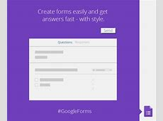 Collect Information With Google Forms NC State Extension