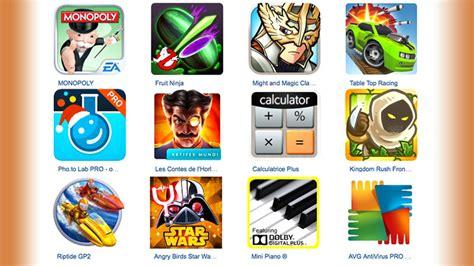 jeux android les
