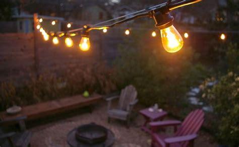 commercial outdoor patio string lights decor ideasdecor