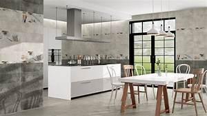 Azulejos de cocinas modernas - Noor
