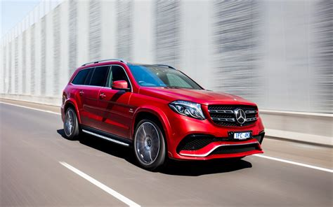 Mercedes Gls Class 4k Wallpapers by Wallpapers Mercedes Gls 2018 4k Luxury