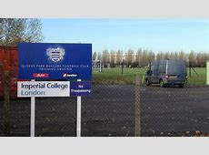 PICTURES QPR training ground today London ITV News