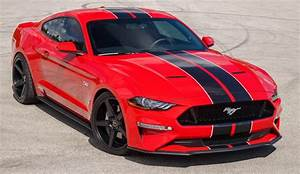 Race Red 2019 Ford Mustang GT Fastback - MustangAttitude.com Photo Detail