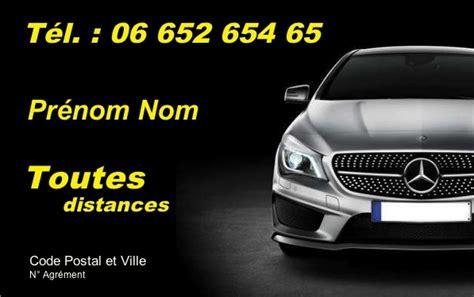 modele carte de visite taxi carte de visite taxi mod 232 le gratuit 224 imprimer fond