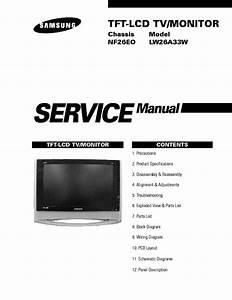 Toshiba 2573db Tv Schematic Diagram Manual