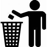 Trash Icon Svg Waste Onlinewebfonts Management