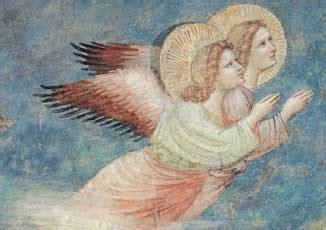 les saints anges iconographie fresques  mosaiques