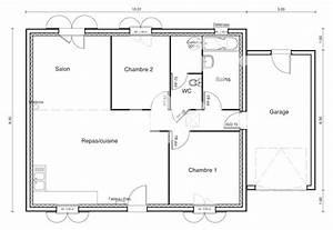modele et plans primmos 74 g du constructeur maisons orca With plan gratuit de maison 2 exemple de plan de maison gratuit