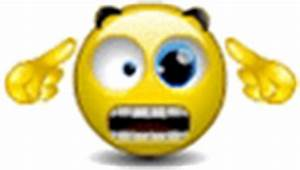 Crazy emoticon | Emoticons and Smileys for Facebook/MSN ...