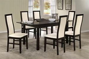 ensemble table et chaises pour salle a manger design 50 With salle a manger kitea
