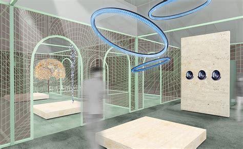 swarovski home decor 6 international designers redefine swarovski s home d 233 cor