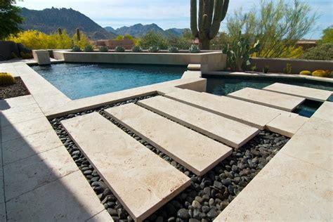 arizona home modern pool and patio modern deck