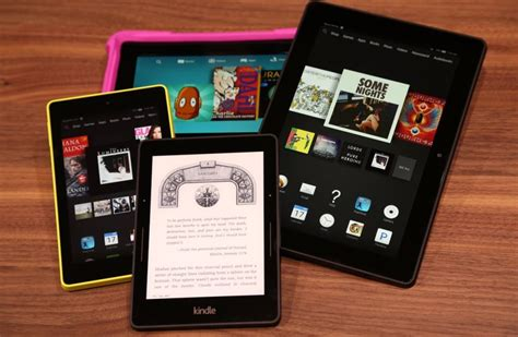kindle tablet amazon fire tablets hd under inch reader version devices low tv dollars end voyage firmware wsj budget unveils
