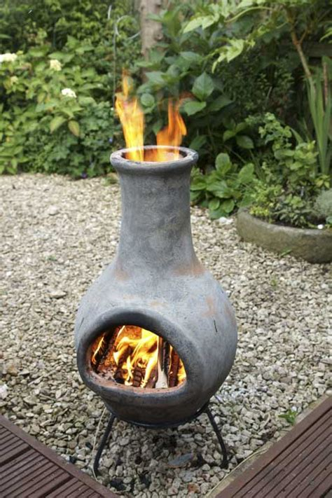 Terracotta Chiminea by What Are The Different Types Of Chiminea Fireplaces