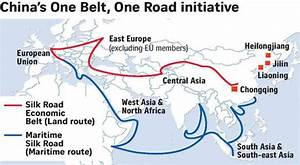 China's 'One Belt, One Road' Project is a danger to the ...