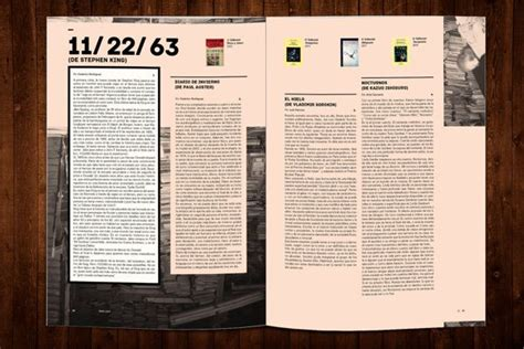 black border  texts magazine images inspiration behance