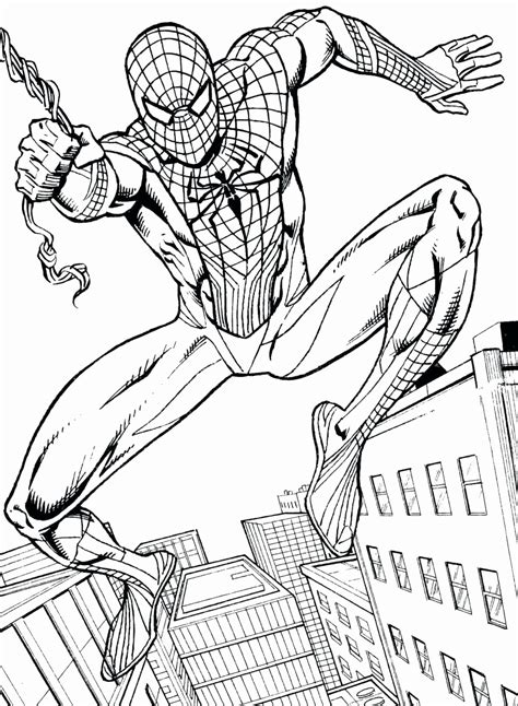 lego spiderman coloring pages collection coloring sheets