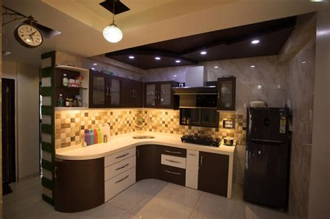kitchen and cabinets by design contemporary kitchen by intradecor urbanclap 7665