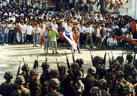 พฤษภาทมิฬ 17-24 พฤษภาคม 2535 - เหตุการณ์สำคัญทางการเมืองไทย