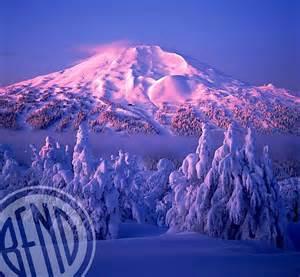 Bend Oregon Snow