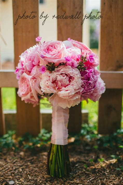 featured bouquet pretty pink peony bouquet lake forest