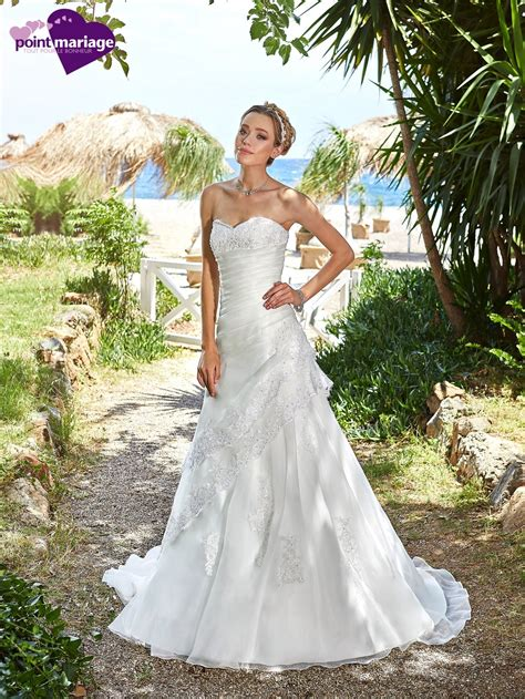 robe de mariage robe de mari 233 e calvi point mariage