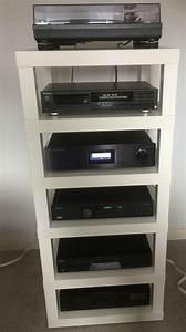 Hifi Rack Ikea : build a diy hi fi rack using ikea lack tables audio appraisal ~ Watch28wear.com Haus und Dekorationen