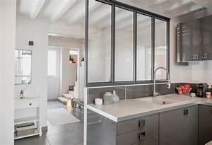 Verriere salle de bain chambre chaioscom for Salle de bain verriere