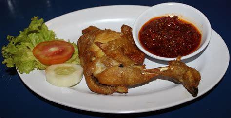 cuisine city ayam penyet