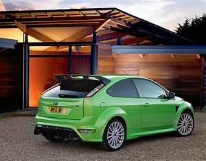 2009 Ford Focus Rs Full Specifications Released