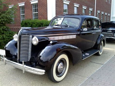 1938 Buick Special Model 40body By Fisher,straight Eight