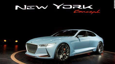 New York Car Show by New York Auto Show 8 New Cars Bound To Stop Traffic Cnn