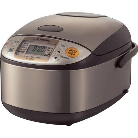 rice cooker japanese induction warmer pressure amazon lunch perfect zojirushi liter heating